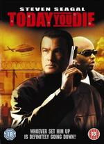 Today You Die - Don E. Fauntleroy