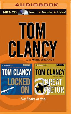 Tom Clancy - Locked on and Threat Vector (2-In-1 Collection) - Clancy, Tom