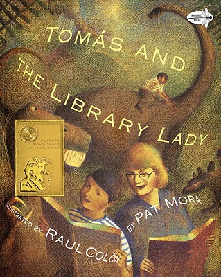 Tomas and the Library Lady - Mora, Pat