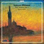 Tomaso Albinoni: Trio Sonatas, op. 1