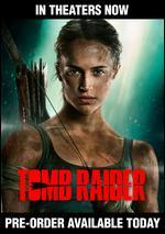 Tomb Raider [4K Ultra HD Blu-ray]