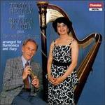 Tommy Reilly & Skaila Kanga Play British Folk Songs