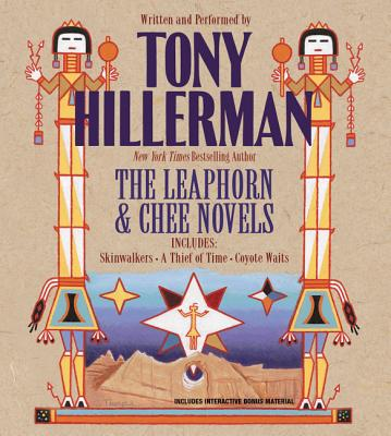 Tony Hillerman: The Leaphorn and Chee Audio Trilogy: Skinwalkers, a Thief of Time & Coyote Waits CD - Hillerman, Tony (Read by)