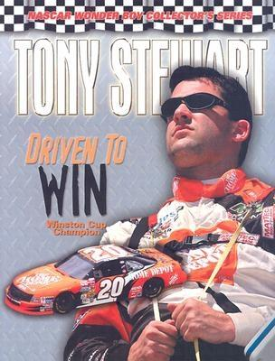 Tony Stewart: Driven to Win - Mitchell, Jason