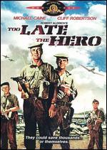 Too Late the Hero [WS] - Robert Aldrich