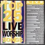 Top 25 Live Worship Songs