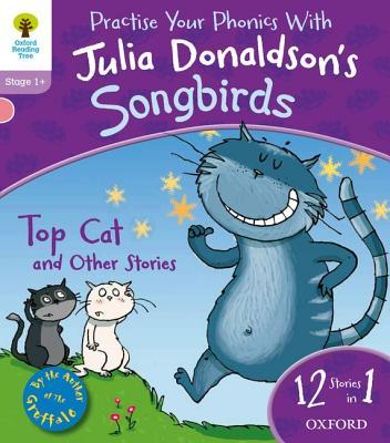 Top Cat and Other Stories. Julia Donaldson - Donaldson, Julia