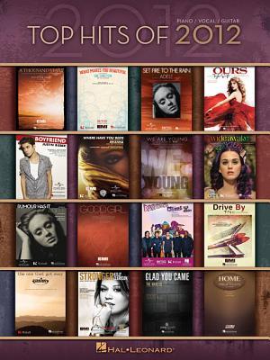 Top Hits of 2012 - Hal Leonard Publishing Corporation (Creator)