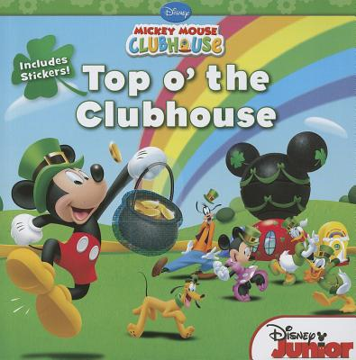 Top O' the Clubhouse - Kelman, Marcy