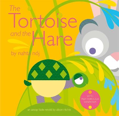 Tortoise and the Hare: Turn and Tell Tales - Ritchie, Alison