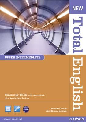 Total English. Upper Intermediate - Crace, Araminta