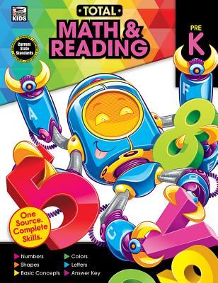 Total Math and Reading, Grade Pk - Thinking Kids (Compiled by)