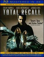Total Recall [Includes Digital Copy] [Blu-ray]