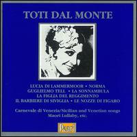 Toti Dal Monte - Nigel Kennedy (piano); Toti Dal Monte (soprano); La Scala Theater Orchestra & Chorus (choir, chorus);...