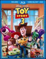 Toy Story 3 [2 Discs] [Blu-ray/DVD]