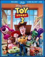 Toy Story 3 [2 Discs] [Blu-ray/DVD]