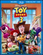 Toy Story 3 [2 Discs] [Blu-ray/DVD] - Lee Unkrich