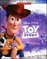 Toy Story [Includes Digital Copy] [Blu-ray/DVD] - John Lasseter