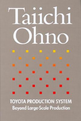 Toyota Production System - Ohno, Taiichi