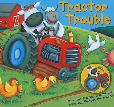 Tractor Trouble Drive Through Storybook - Reader's Digest, and Hamilton, Tisha