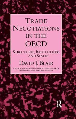 Trade Negotiations in the OECD - Blair