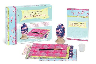 Traditional Japanese Egg Decorating - Sterling Publishing Company (Editor)