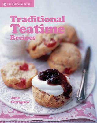 Traditional Teatime Recipes - Pettigrew, Jane
