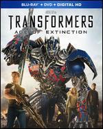 Transformers: Age of Extinction [2 Discs] [Includes Digital Copy] [Blu-ray/DVD] - Michael Bay