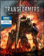 Transformers: Age of Extinction [Blu-ray/DVD] [Ultraviolet] [Steelbook] [Only @ Best Buy]