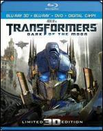 Transformers: Dark of the Moon [Limited Edition] [Includes Digital Copy] [3D] [Blu-ray/DVD]