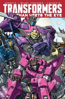Transformers: More Than Meets the Eye, Volume 9 - Roberts, James, PH.D.