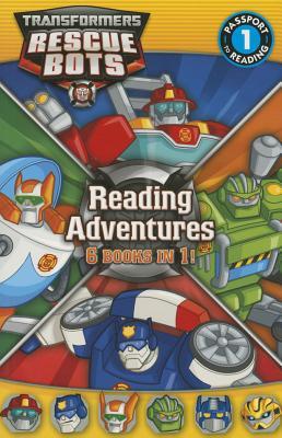 Transformers Rescue Bots: Reading Adventures - Hasbro