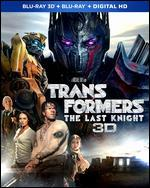 Transformers: The Last Knight [Includes Digital Copy] [3D] [Blu-ray]