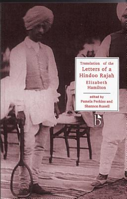 Translation of the Letters of a Hindoo Rajah - Hamilton, Elizabeth