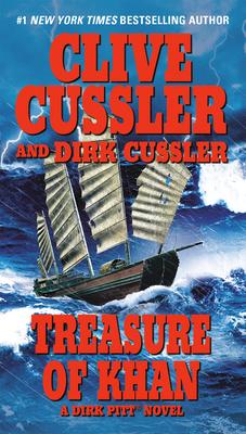 Treasure of Khan - Cussler, Clive