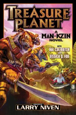 Treasure Planet - Colebatch, Hal, and Fox, Jessica Q