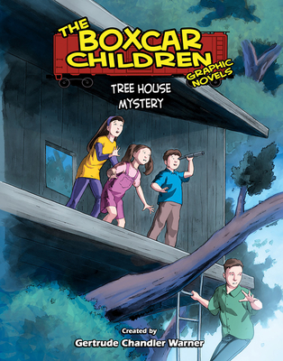 Tree House Mystery - Warner, Gertrude Chandler (Creator), and Long, Christoper E (Adapted by)