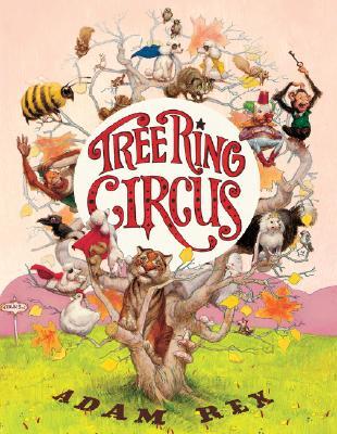 Tree Ring Circus - Rex, Adam