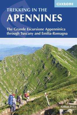 Trekking in the Apennines: The Grande Escursione Appenninica - Price, Gillian