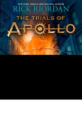 Trials of Apollo, the Book One the Hidden Oracle (Trials of Apollo, the Book One) - Riordan, Rick