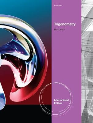 Trigonometry - Larson, Ron, and Hostetler, Robert P.