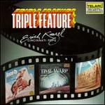 Triple Feature - Frankie Laine (vocals); Ron McCroby (whistle); William Tritt (piano); Men of The May Festival Chorus (choir, chorus); Cincinnati Pops Orchestra; Erich Kunzel (conductor)