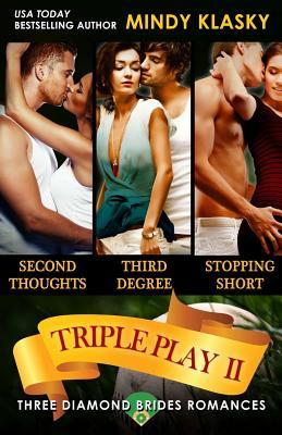 Triple Play II: A Diamond Brides Series Boxed Set - Klasky, Mindy