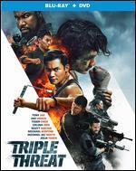 Triple Threat [Blu-ray/DVD]