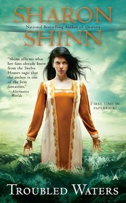 Troubled Waters - Shinn, Sharon