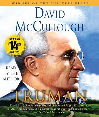 Truman - McCullough, David (Read by)