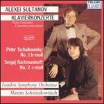 Tschaikowsky: PIano Concerto No. 1 b-moll; Sergey Rachmaninoff: Piano Concerto No. 2 c-moll