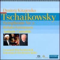 Tschaikowsky: Symphonie Nr. 2; Rokoko-Variationen; Andante Cantabile - Leonard Elschenbroich (cello); Gürzenich Orchestra of Cologne; Dmitri Kitayenko (conductor)