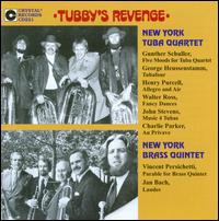 Tubby's Revenge - New York Brass Quintet (brass ensemble); New York Tuba Quartet