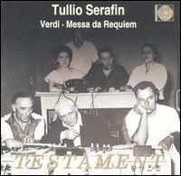 Tullio Serafin conducts Verdi - Boris Christoff (bass); Eugenio Fernandi (tenor); Fiorenza Cossotto (mezzo-soprano); Giuseppe Modesti (bass);...